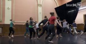 Sfera Ruchu Toruń 2016 Festiwal tańca współczesnego